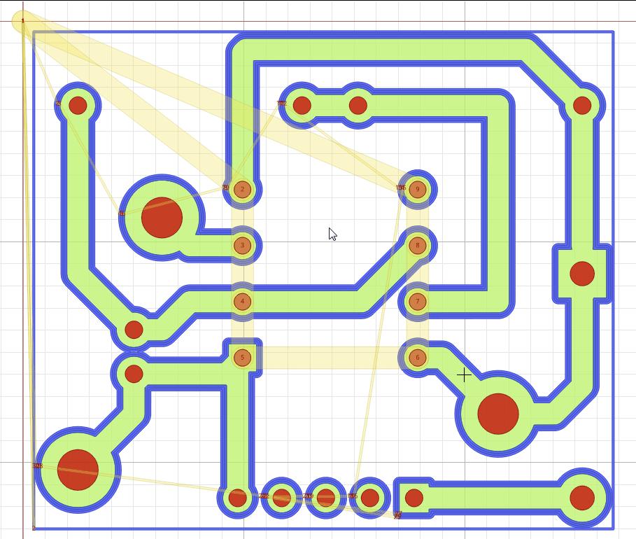 Perçage et tracé dans GRBLcontrol