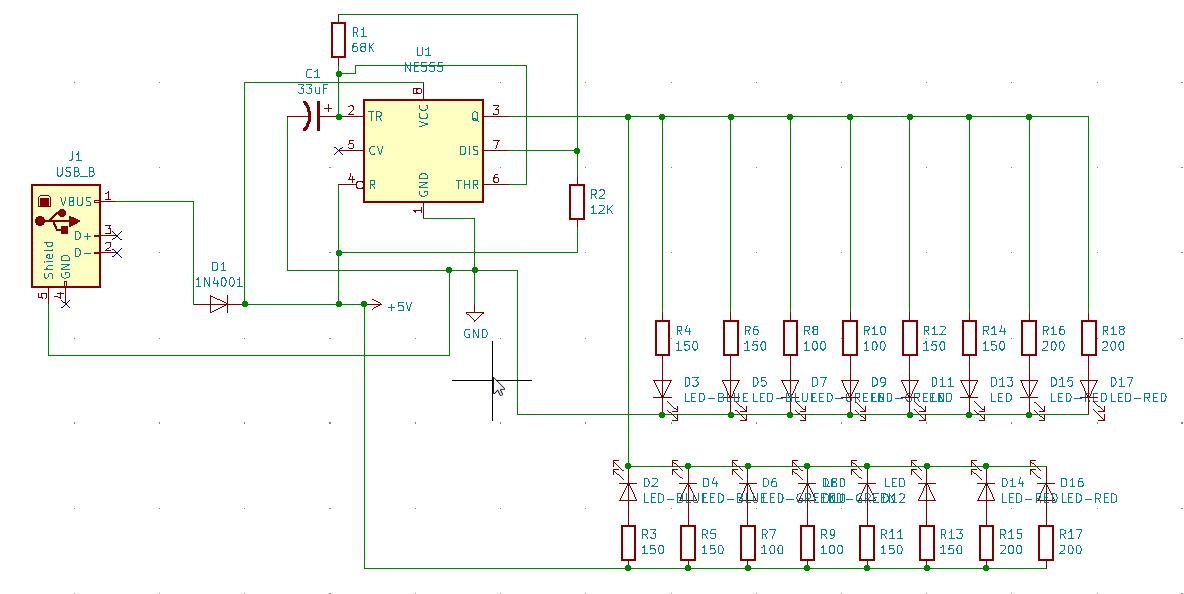 Le Schéma du PCB